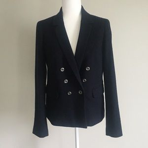Madewell Buckley Tailors wool and cashmere blazer